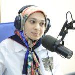 Айша Ахмедова - Радиоведущая